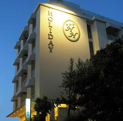 Hotel Holiday in Cattolica